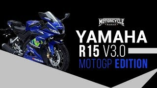 Yamaha R15 V3.0 MotoGP Edition | MotorcycleDiaries.in