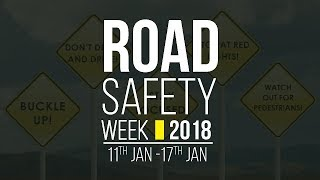 Road Safety Week 2018 | Road Safety Week India | MotorcycleDiaries.in |