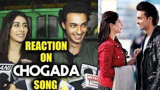 download song chogada tara from loveratri movie