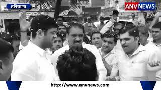 ANV NEWS   || दुष्यंत चौटाला ने बीजेपी सरकार को ललकारा