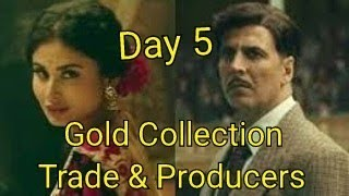 Gold Movie Box Office Collection Day 5 | Trade And Producers