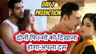 Gold Vs Satyameva Jayate Box Office Prediction Day 7