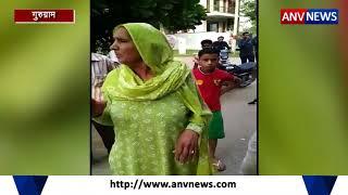 ANV NEWS    नशे में धूत विदेशी मॉडल का हंगामा