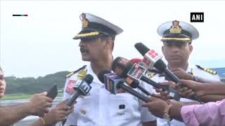 Kerala floods: Ensuring all facilities are available, says INS Garuda Commanding Officer