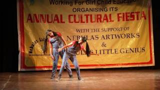 Matargashti performed by the students of Nebulas artworks