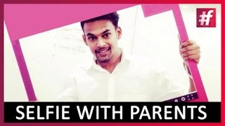 Parents' Selfie Moment To Celebrate Parents' Day | Live on #fame