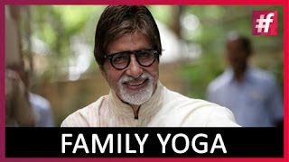 Importance of Yoga Bonding with Parents | | Live on #fame