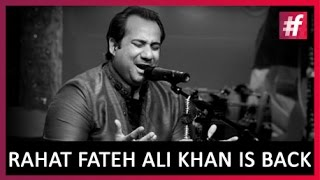 Come Back of A P0akistani Singer | Rahat Fateh Ali Khan | Live on #fame