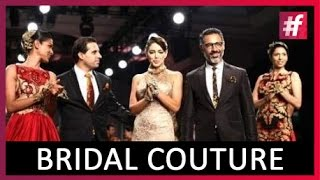 Shantanu and Nikhil's Contemporary B0ridal Collection | BIBFW | Live on #fame