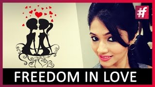 Does Love Demand Freedom?