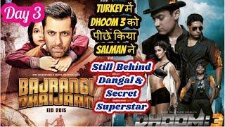 Bajrangi Bhaijaan Beat Dhoom 3 Ticket Sold Record In Turkey Still Behind Dangal Secret Superstar