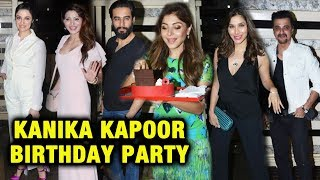 Kanika Kapoor Birthday Party | Full Night Party With Bollywood Celebs