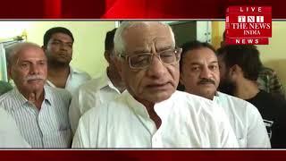 [ Jodhpur ] जोधपुर में राजीव गांधी की 75 वीं जयंती आज विभिन्न कार्यक्रमों के साथ मनाई गई
