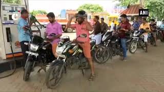 Normal life resumes in Thrissur, people throng petrol pumps to buy fuel
