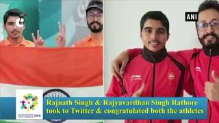 Asian Games 2018: Saurabh Chaudhary bags gold in 10m Air Pistol shooting