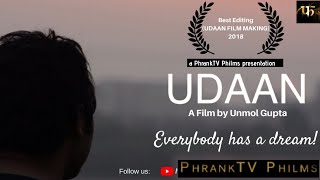 UDAAN - an award winning short film | DOCUFICTION | PhrankTV Philms