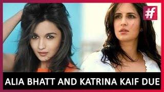 Katrina Kaif and Alia Bhatt at Yasmin Karachiwala's Book Launch