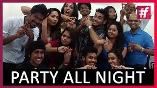 The Power Of Live Video | #fame Stars Live At Delhi