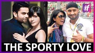 When Bollywood Divas Met Cricketers | Anushka Sharma And Virat Kohli