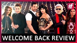 Welcome Back Review – An Unwelcome Return!