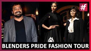 Anurag Kashyap, Masaba Gupta & Neeta Lulla | Blenders Pride Fashion Tour 2015