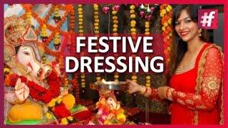 Fashion Trends On Ganesh Chaturthi