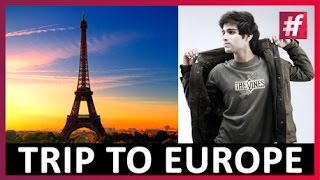 Travel Guide - Europe | Live on #fame