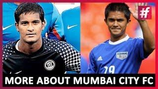 In Conversation With Mumbai City FC Players - Subrata Paul & Sunil Chettri