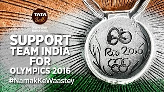 India's Journey in the Olympics so far - Rio 2016 - #NamakKeWaastey