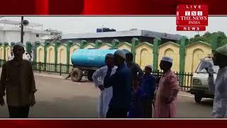 [ Lucknow ] मुस्लिम समुदाय के लोगों ने हर्षोल्लास के साथ ईद-उल-अज़हा का त्यौहार को मनाया