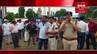 बैतूल में रेल रोकने की कोशिश पूर्व विधायक सहित 40 गिरफ्तार भारी पुलिस बल तैनात