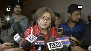 Those living in India, including Muslims since birth need not worry about NRC: Roopa Ganguly