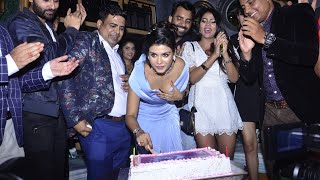 Swapna Pati Grand Birthday Party 2018 & Antardhwani First Look Launch With Bollywood Celebs