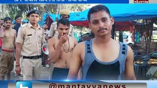 2 LRD police suspended in Diu