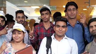 उद्योग मंत्री विपुल गोयल ने जीता युवाओं का दिल