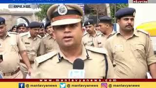 petrolling by police in dariyapur Ahmedabad