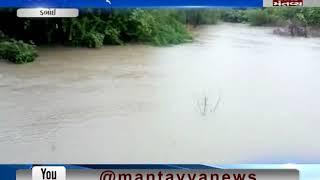 heavy rain in dabhoi