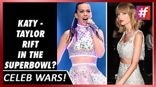 fame hollywood - Is Katy Perry Going To Take Taylor Swift Fight to The SuperBowl?