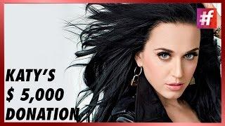 fame hollywood - Katy Perry donates $ 5,000 towards 90s band farewell album
