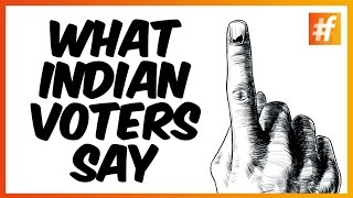 Shit Indian Voters Say | Youth of India Funniest Appeal to Vote