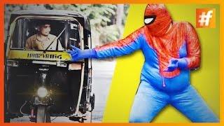Amazing Spider-Man Vs. Mumbai