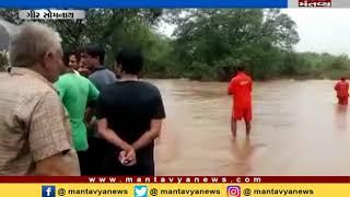 12 inch rain in 7 hours in Gir Somnath