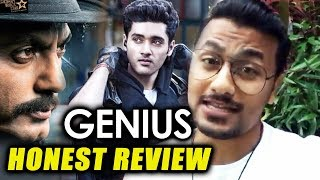 GENIUS MOVIE | HONEST REVIEW | SPOILER FREE | Utkarsh Sharma, Ishita Chauhan