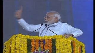 PM Shri Narendra Modi inaugurates multiple development projects at Junagadh, Gujarat