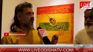 #Banglore_Art_Exhibition||LiveOdishaNews