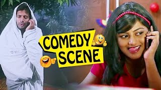 Latest Telugu Movie Best Comedy Scenes - Telugu Comedy Scenes Latest - Bhavani HD Movies