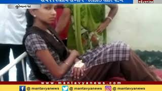 students got side effects after vaccination in school Surendranagar