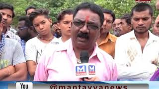 sweeper's demands to AMC and strike in Ahmedabad