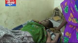 ધોરાજી-મહિલા દાજી જતા હોસ્પિટલમાં ખસેડાઇ