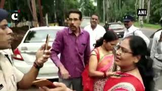 Man claiming to be MP CM's relative creates ruckus after violating traffic rules